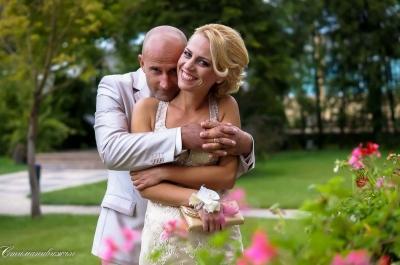 Сватбен фотограф в Пловдив