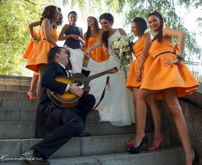 Сватбена фотография38