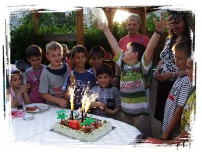Фотозаснемане - детско парти
