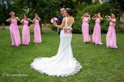Сватбен фотограф Пловдив 12