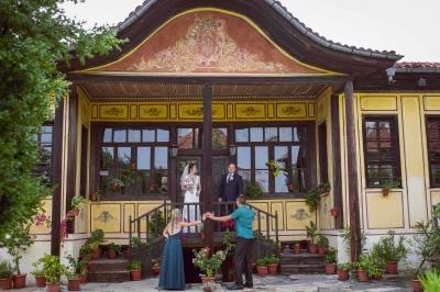 Сватбена фотография 67