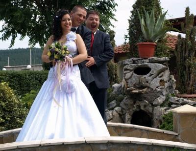 Сватбена фотография 43