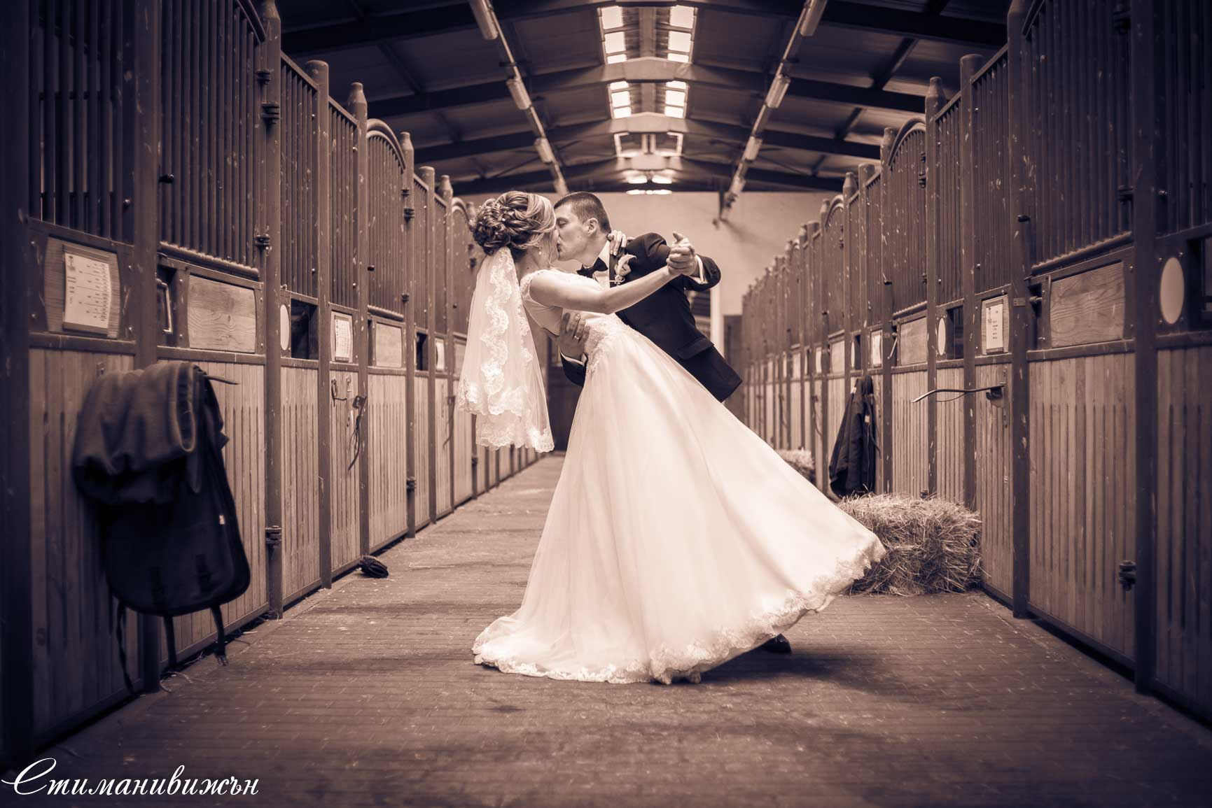 сватбени фотосесии
